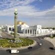 Туркменистан. Белый город Ашхабад